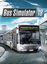 سی دی کی اورجینال Bus Simulator 18