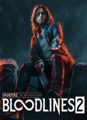 سی دی کی اورجینال Vampire: The Masquerade – Bloodlines 2