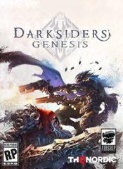 سی دی کی اورجینال Darksiders Genesis