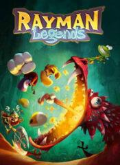 سی دی کی اورجینال Rayman Legends