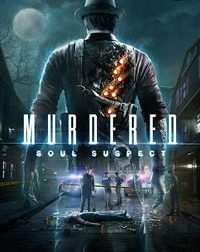 سی دی کی اورجینال Murdered: Soul Suspect