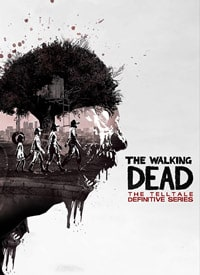 سی دی کی اورجینال  The Walking Dead : The Telltale Definitive Series