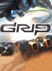 سی دی کی اورجینال Grip: Combat Racing