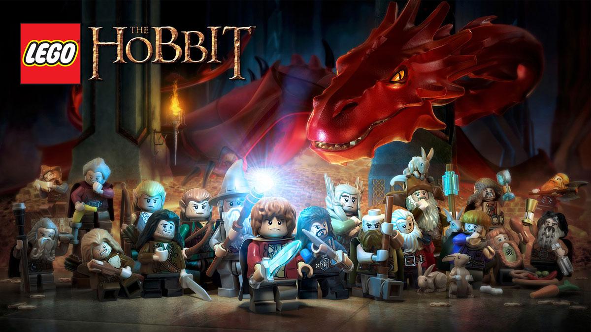 w1 17 - سی دی کی اورجینال LEGO The Hobbit