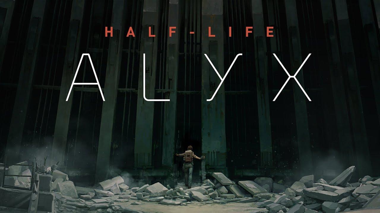 w1 22 - سی دی کی اورجینال Half-Life: Alyx