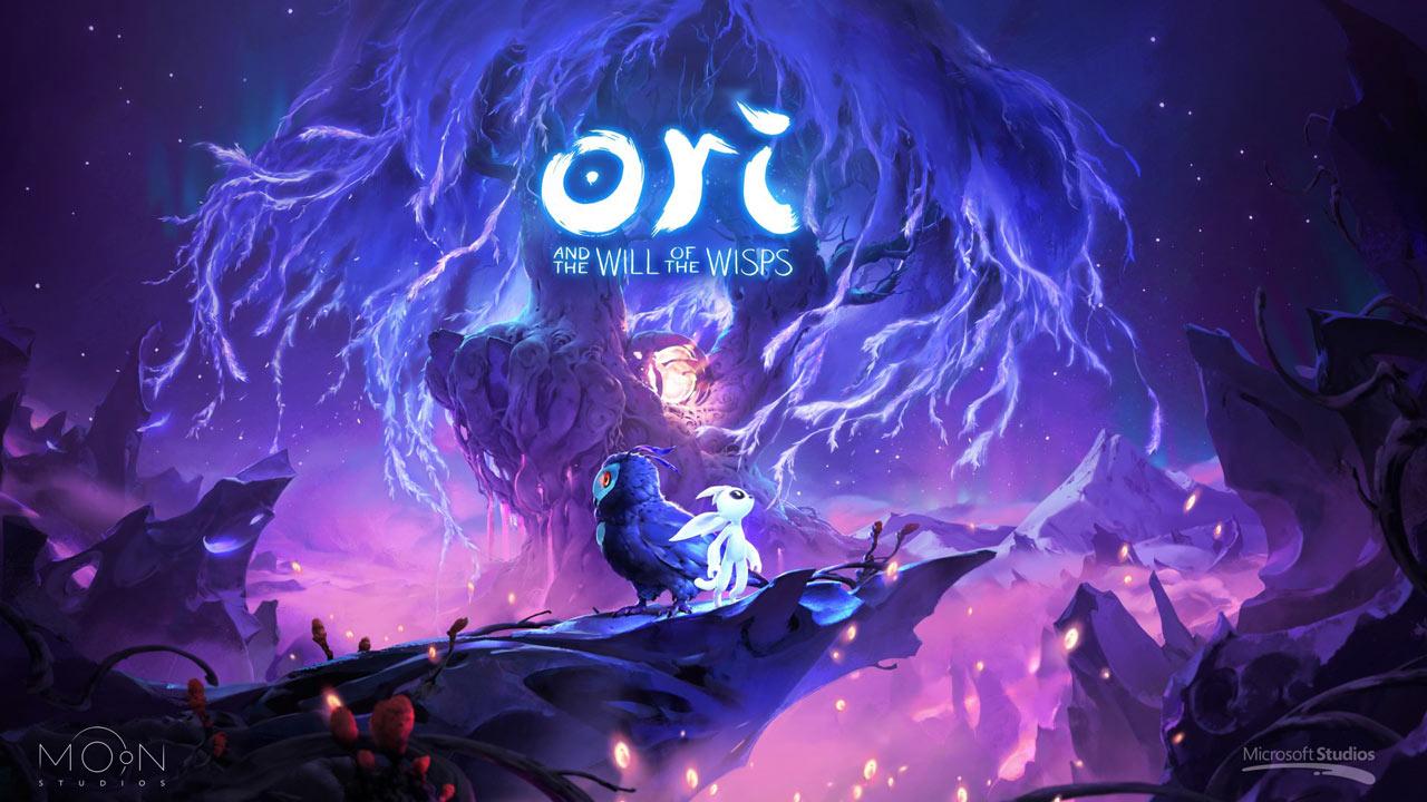 w1 24 - سی دی کی اورجینال Ori and the Will of the Wisps