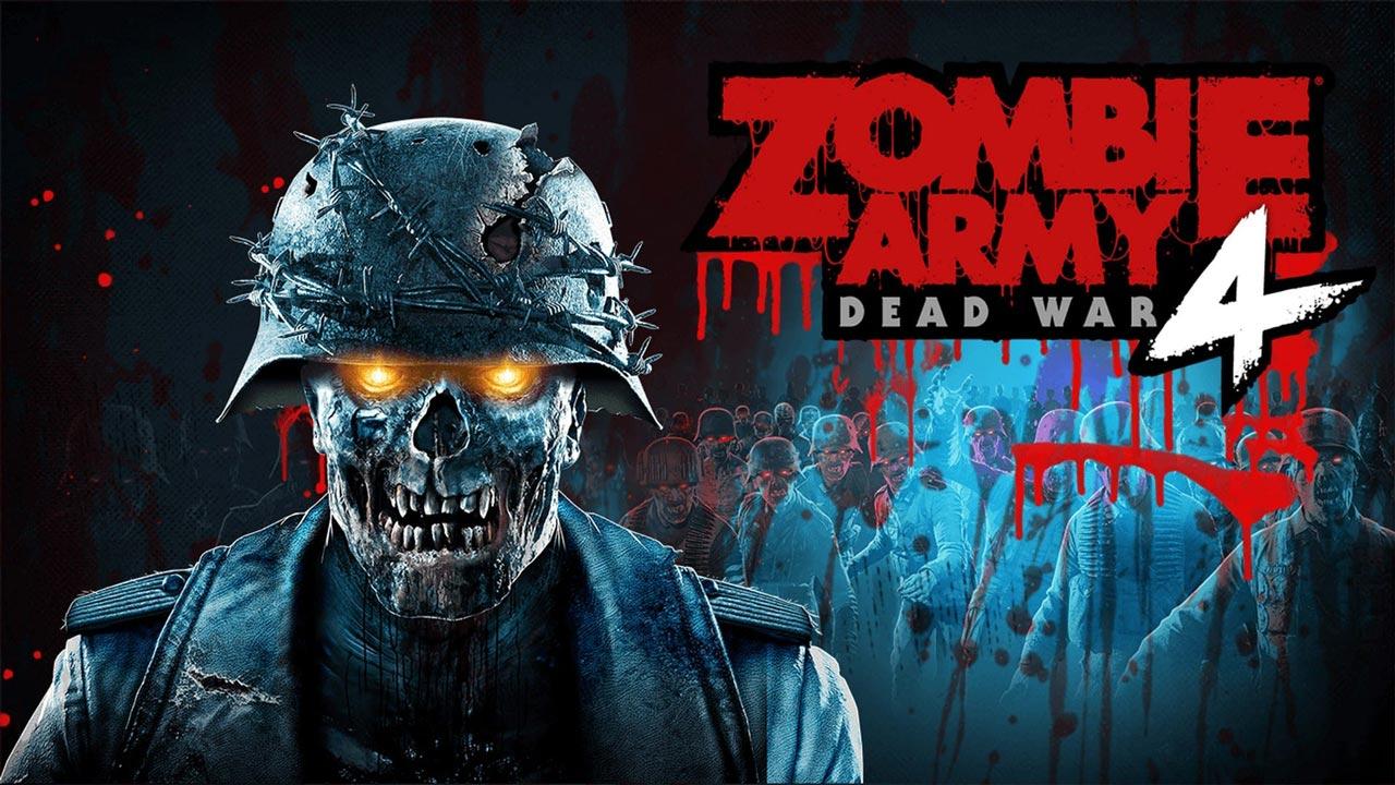 w1 26 - سی دی کی اورجینال  Zombie Army 4: Dead War