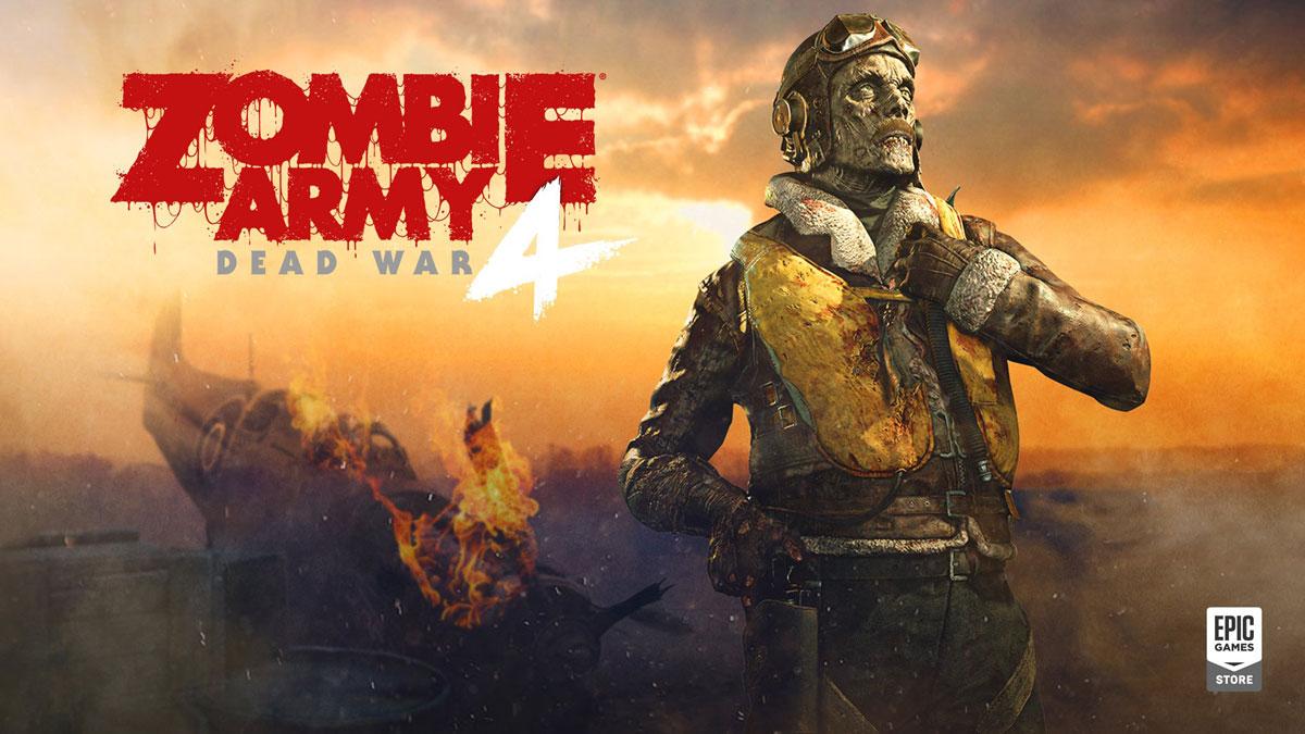 w2 20 - سی دی کی اورجینال  Zombie Army 4: Dead War