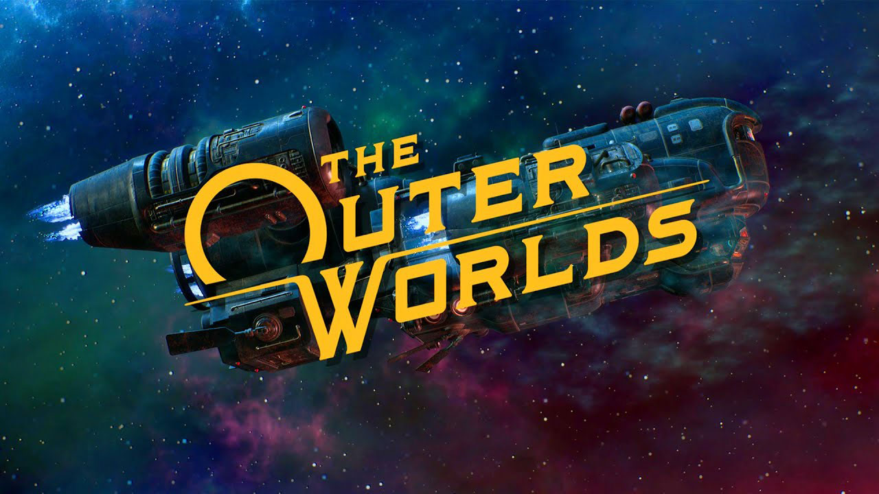 w2 26 - سی دی کی اورجینال  The Outer Worlds