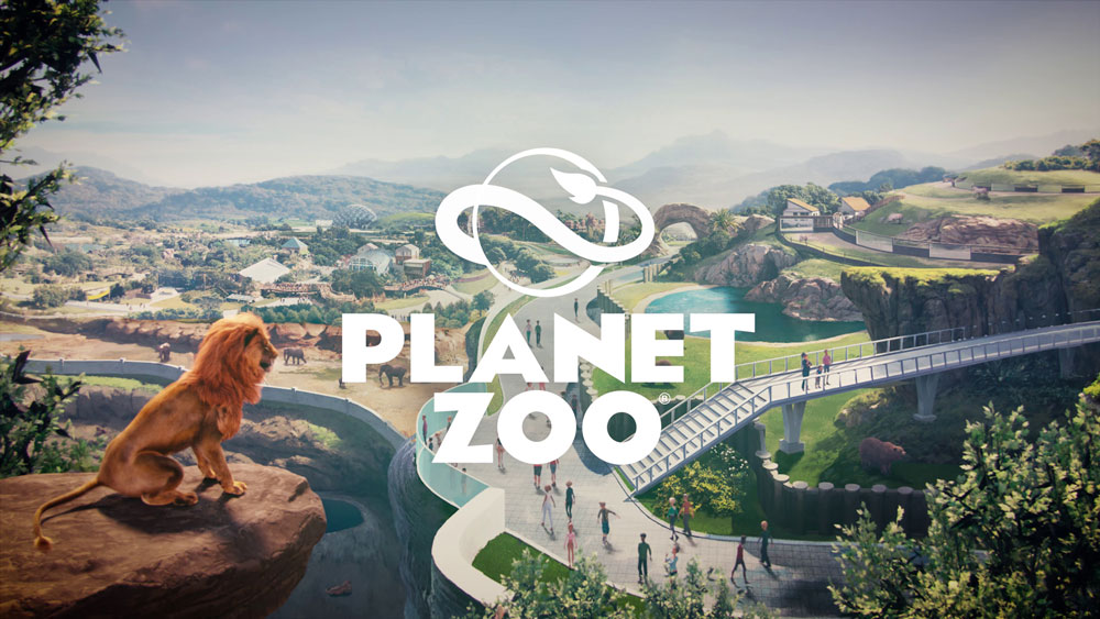 w2 8 - سی دی کی اورجینال  Planet Zoo