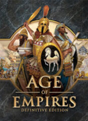 سی دی کی اورجینال Age of Empires: Definitive Edition