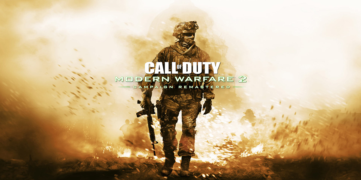 سی دی کی اورجینال Call of Duty: Modern Warfare 2 Campaign Remastered