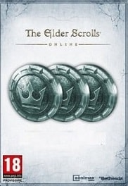the elder scrolls min min - خرید کردیت The Elder Scrolls Online - Crown Packs