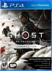 اکانت قانونی Ghost of Tsushima  / PS4