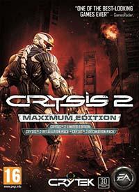 سی دی کی اورجینال Crysis 2 – Maximum Edition
