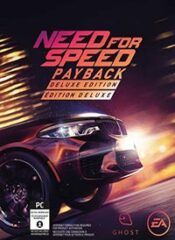سی دی اورجینال Need for Speed Payback Deluxe Edition