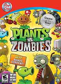 Plants vs. Zombies GOTY Edition - سی دی کی اورجینال  Plants vs. Zombies GOTY Edition