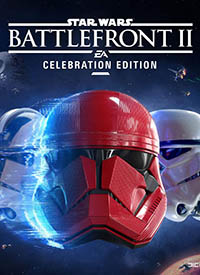 سی دی کی اورجینال STAR WARS Battlefront II: Celebration Edition