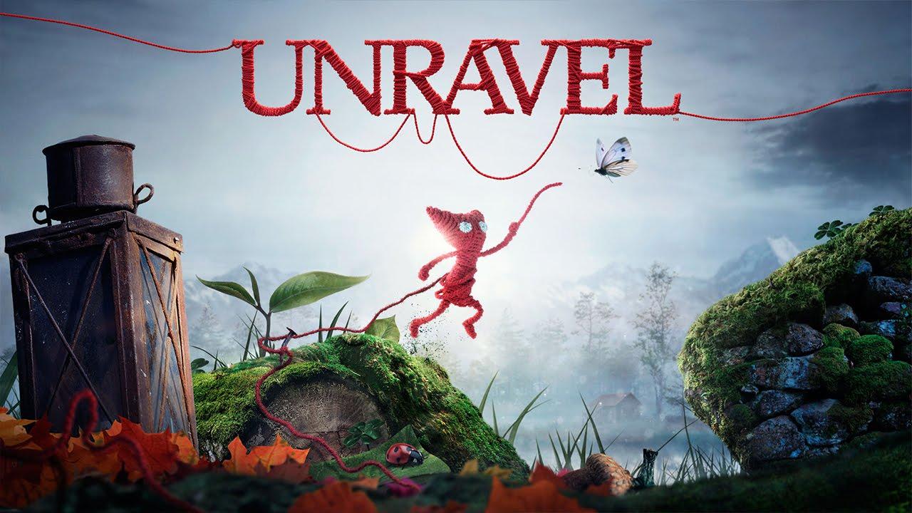 Unravel min - سی دی کی اورجینال Unravel