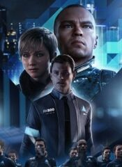 سی دی کی اورجینال Detroit: Become Human
