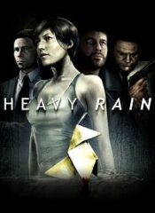 سی دی کی اورجینال Heavy Rain