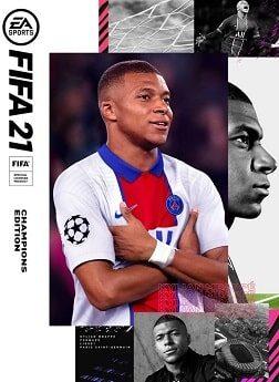 سی دی کی اورجینال بازی FIFA 21 (فیفا 21)