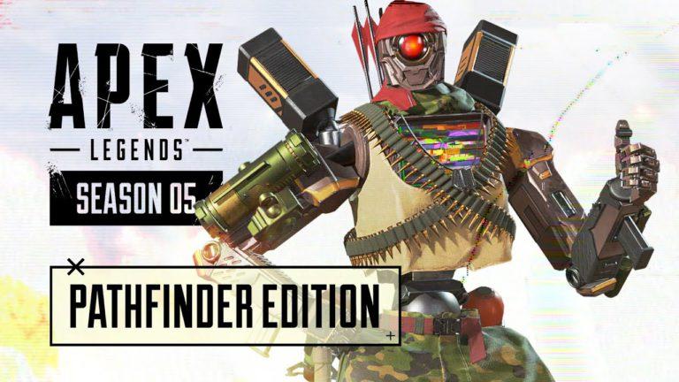 سی دی کی  Apex Legends: Pathfinder Edition