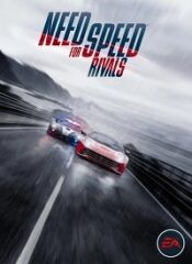 سی دی کی اورجینال Need for Speed Rivals: Complete Edition