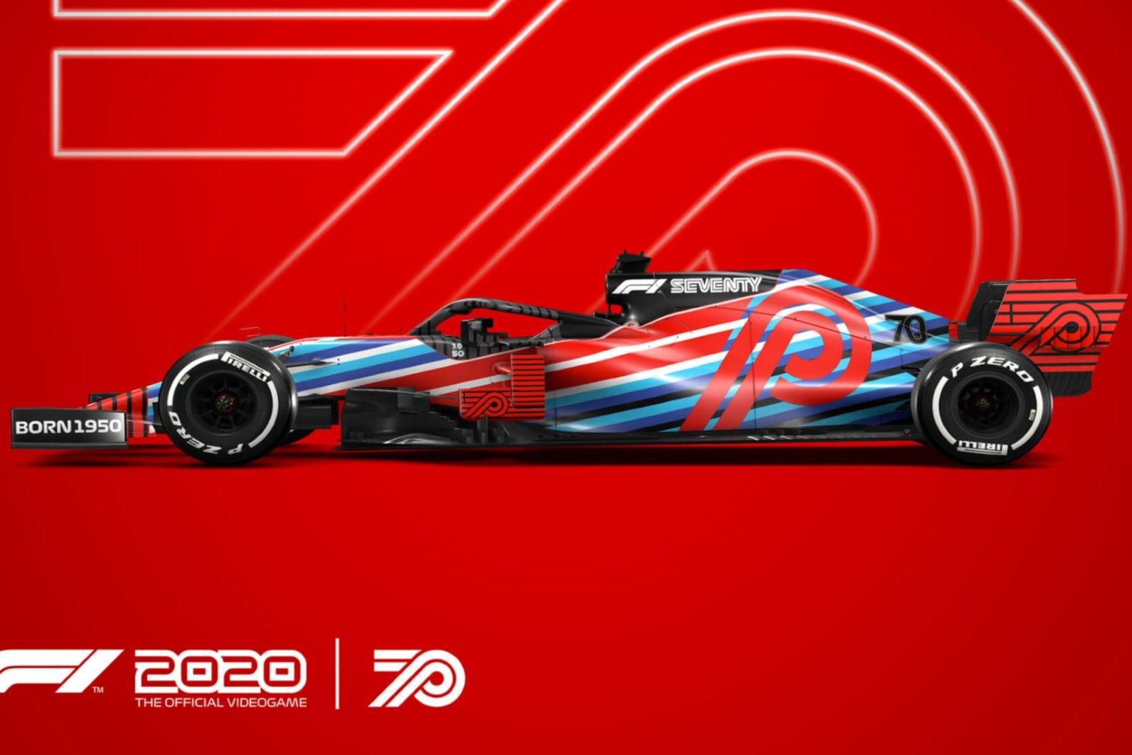 خرید سی دی کی اشتراکی F1 2020 Deluxe Schumacher Edition