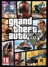 سی دی کی اورجینال GTA V