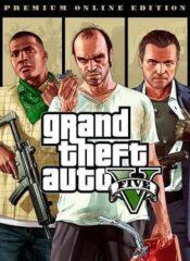 Grand Theft Auto V GTA V Premium Online Edition min 175x240 - سی دی کی اورجینال GTA V Premium Edition