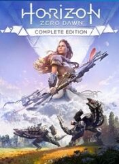 سی دی کی اورجینال Horizon Zero Dawn Complete Edition