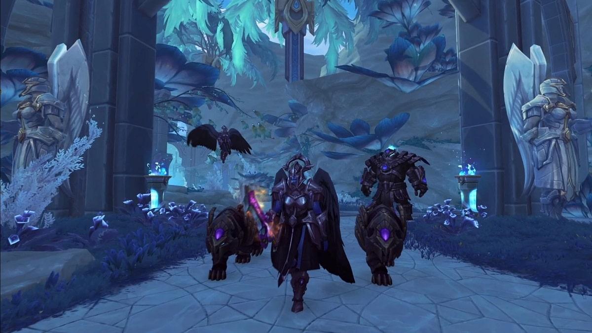 سی دی کی اورجینال World of Warcraft : Shadowlands
