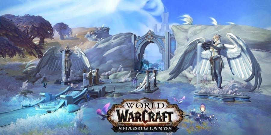 World of Warcraft Shadowlands cdkeyshare.ir 8 min - سی دی کی اورجینال World of Warcraft : Shadowlands