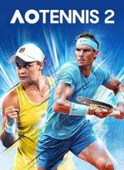 سی دی کی اورجینال AO Tennis 2