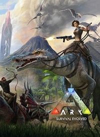 ARK Survival Evolved min - سی دی کی اشتراکی (آنلاین) ARK: Survival Evolved