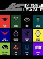 Call of Duty League Team Packs 11 min 175x240 - سی دی کی اورجینال  Call of Duty League Team Packs