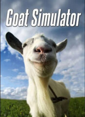 سی دی کی اورجینال Goat Simulator