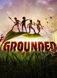 Grounded min - سی دی کی اورجینال Grounded
