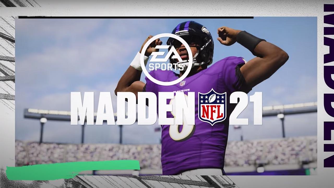 Madden 21 w1 - سی دی کی اورجینال Madden NFL 21