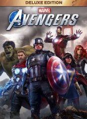 سی دی کی اشتراکی Marvel's Avengers Deluxe Edition