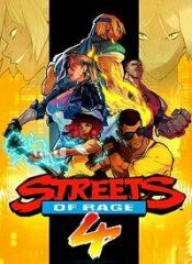 سی دی کی اشتراکی (آنلاین) Streets of Rage 4