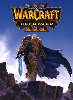 سی دی کی اورجینال Warcraft III: Reforged
