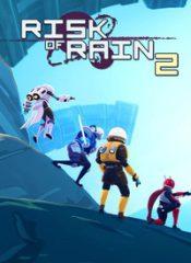 سی دی کی اورجینال Risk of Rain 2