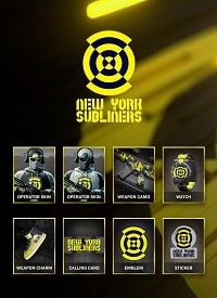 call of duty league min 200x275 - سی دی کی اورجینال  Call of Duty League Team Packs