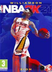 سی دی کی اورجینال NBA 2K21