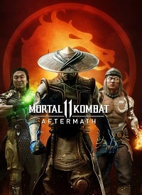 اشتراک آنلاین  Mortal Kombat 11 Aftermath Kollection
