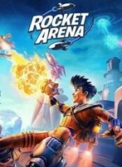 سی دی کی اورجینال Rocket Arena
