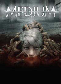 the medium cover - سی دی کی اورجینال The Medium