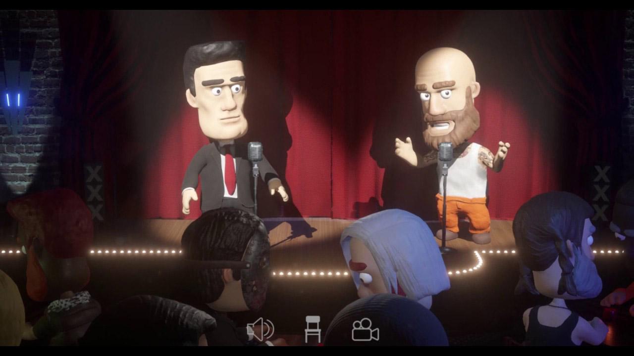 Comedy Night w2 - سی دی کی اورجینال Comedy Night